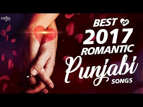Romantic Rewind of 2017 (Video Jukebox) Love Mashup, New Superhit Punjabi Songs Of 2017, Saga Music