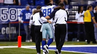 Dez Bryant Injury Situation | Dallas Cowboys