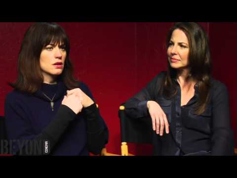 "Elliot Kotek interviews Maggie Siff and Robin Weigert from ""Concussion"" at Sundance 2013"