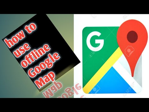How To Use Google Maps Offline - Download Navigation Maps//by Best Forever