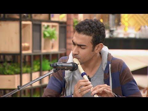 قهوة أشرف - اجمد بيت بوكس مع مدحت ممدوح عازف الريكورد