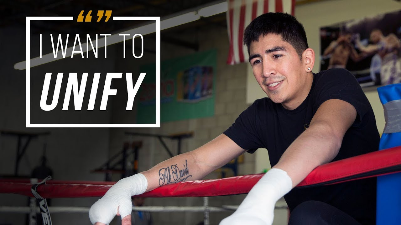 Leo Santa Cruz wants to unify ... but he's got to get past Rivera first