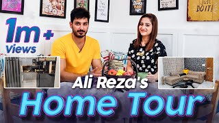 Ali Reza's Home Tour | A Look Inside Ali Reza and Masuma Ali's Home | #HomeTour2020
