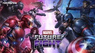 Prepare for Civil War with Marvel Future Fight