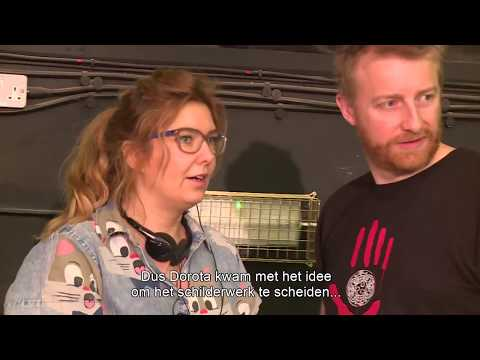 LOVING VINCENT - Kobiela en Welchman - Clip 1 -  Nu in de bioscoop
