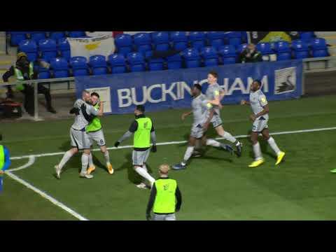 AFC Wimbledon Burton Goals And Highlights