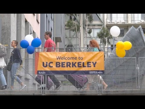 Cal Athletics: Move In Day