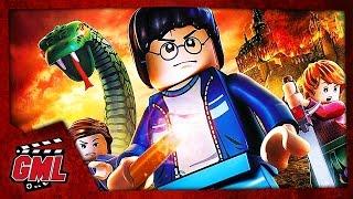 LEGO HARRY POTTER (Années 5 à 7) FILM JEU COMPLET FRANCAIS