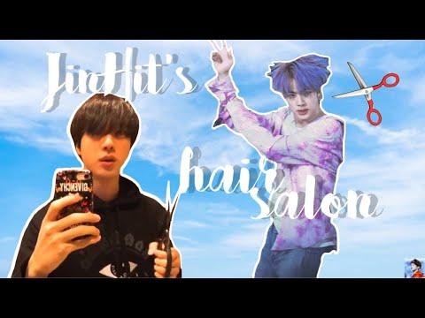 JinHit's Hair Salon (BTS CRACK)