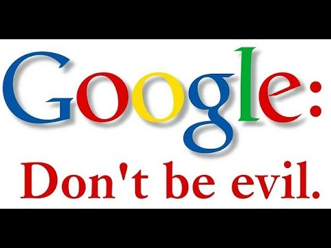 "NEW GOOGLE PARENT COMPANY DROPS ""DON'T BE EVIL"" MOTTO"