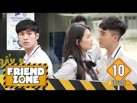 FRIENDZONE | TẬP 10 : Hot Girl Phũ Phàng Từ Chối Tình Cảm Của Bạn Thân | Phim Học Đường Mới Nhất