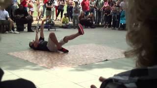 Incredibile, ballo e break dance a LONDRA