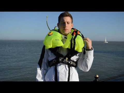 Spinlock Deckvest 5D Hammar Lifejacket
