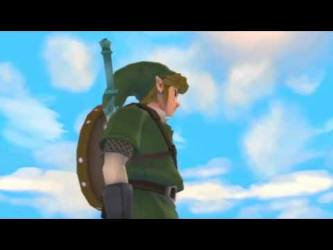 "The Legend of Zelda Skyward Sword - Trailer (""Romance"" + ""Opening"")"