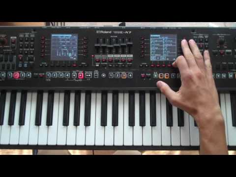 Repeat ROLAND EA7 STYLE DEMO 2 by Danekoo1 - You2Repeat