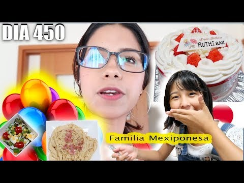 Celebrando mi Cumpleaños + Regalo Se Regresa Con Regalo JAPON - Ruthi San ♡ 04-09-17