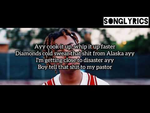 YBN CORDAE - SCOTTY PIPPEN Lyrics (SONGLYRICS)