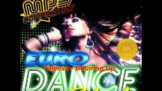 Taleesa - Burning Up (D-Base Remix)