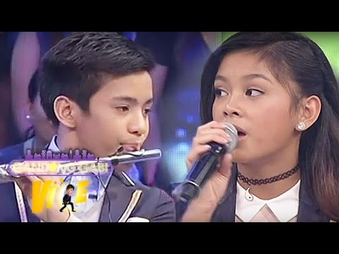 "GGV: Ylona sings ""My Heart Will Go On"" with Franco"