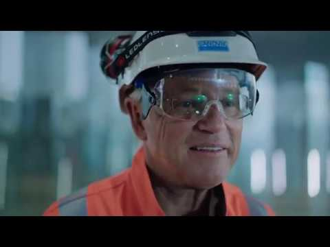 Sandvik Let's Create: The Glass Labyrinth - How It Was Made Possible