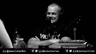 Jocko Willink and Dean Lister Talk about Benefits of BJJ, Grappling grips, GI vs Nogi