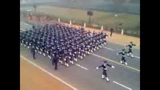 Indian Air Force Parade in Replublic Day