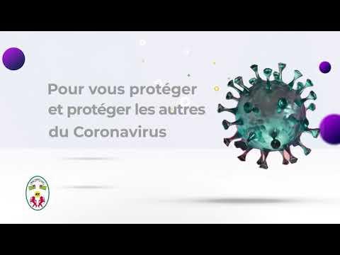 Mesures de prévention du Corona virus (en éwé)