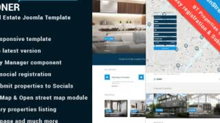Zoner | Solution for Joomla Real Estate website(http: http://freegfx.co/dl/ghost/ghost_2/download.php?name=zoner-solution-for-joomla-real-estate-website Zoner is a responsive property template with excellent ..., 2015-04-16T01:59:02.000Z)