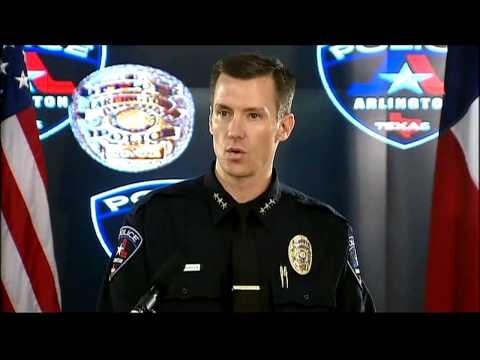 Full Aug. 11 news conference on Christian Taylor shooting