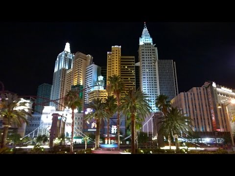 Las Vegas 2014, Flamingo Las Vegas Hotel & Casino, Air Canada Vacations