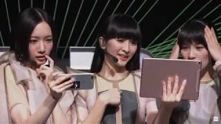 Perfume Future Pop Special Live 180817 - After the performance