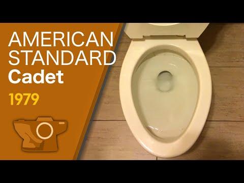 American Standard Lexington Toilet