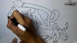Trik Cara Membuat Graffiti Untuk Pemula Videourl De