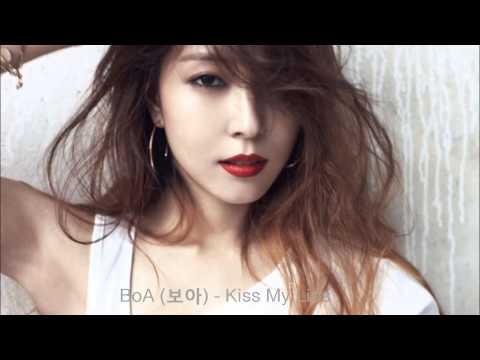 BoA (보아) - Kiss My Lips Audio (Mp3)