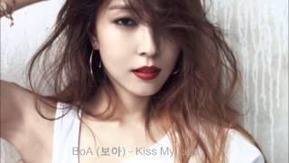 BoA (보아) - Kiss My Lips Audio (Mp3)
