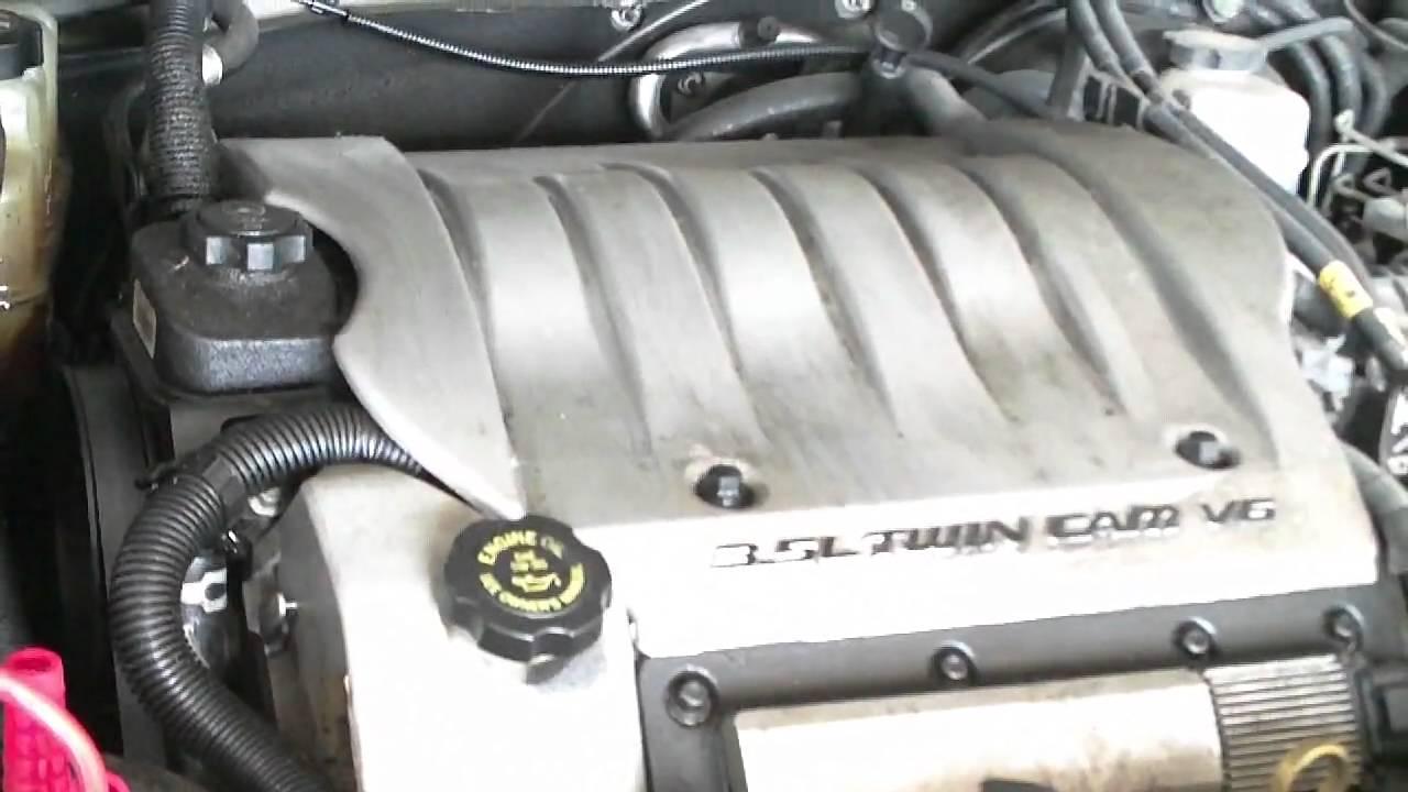 1999 Oldsmobile Intrigue Engine Diagram 2000
