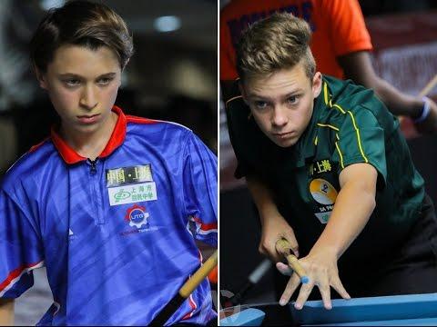 2015 Junior WC U17 - L. Fracasso-Verner vs L. G. Botjies