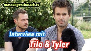 Spezial: Tilo & Tyler im Interview mit Holger Kreymeier (Massengeschmack-TV)