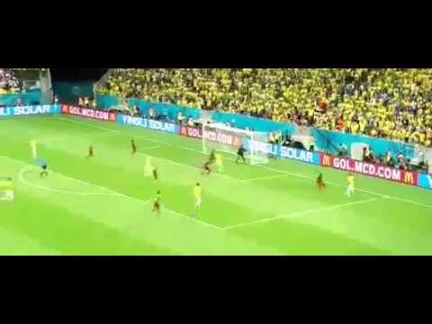 Brazil vs Cameroon 4-1 by Imran khan