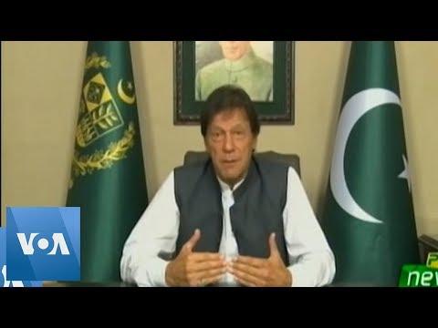 Pakistan PM Imran Khan Addresses Nation on Kashmir Crisis