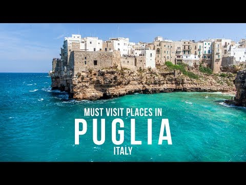 PUGLIA, ITALY: Must visit places and things to do in Puglia