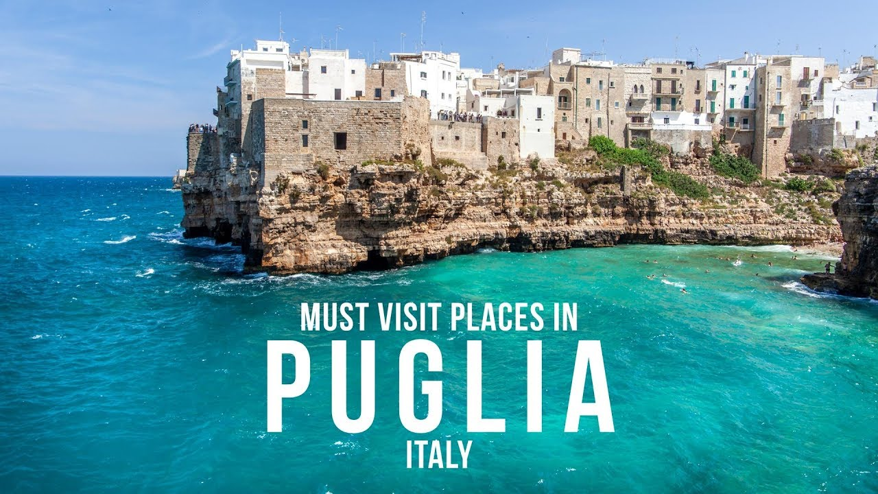 PUGLIA, ITALY: Must visit places and things to do in Puglia - YouTube