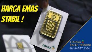 Harga emas hari ini | 28 Maret 2020
