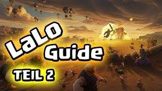 LaLoon Guide | Zauberanalyse für den optimalen Luftangriff Teil 2 | Clash of Clans Deutsch | iTzu