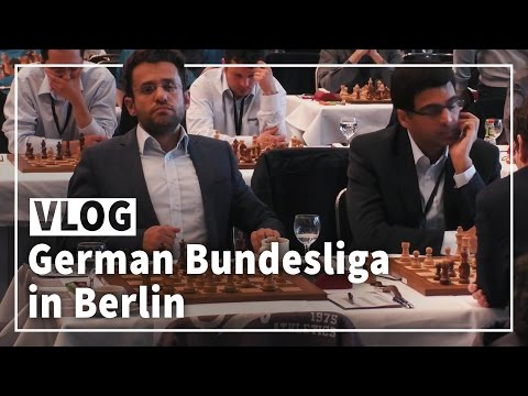 German bundesliga in berlin vlog