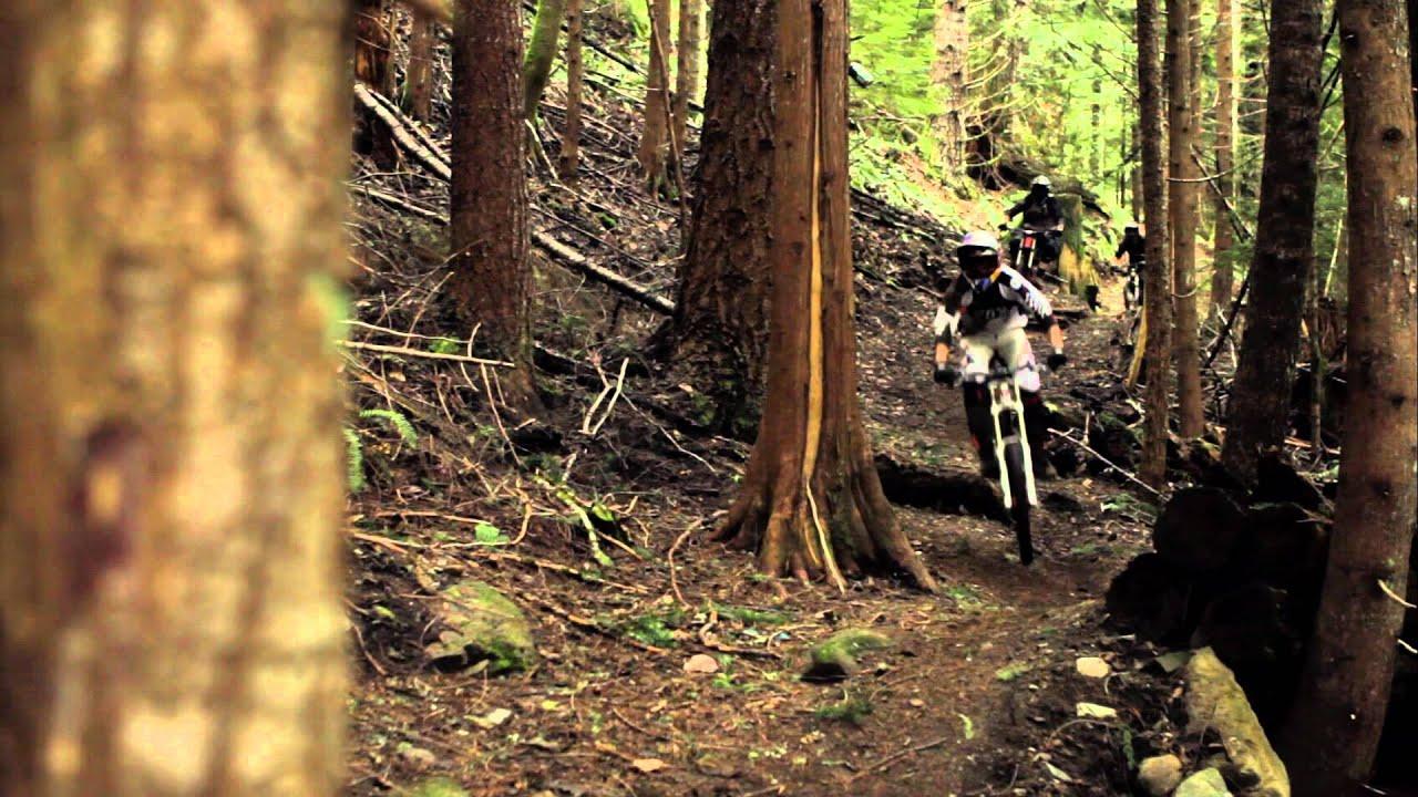 Fox Mtb Riders Cam Mccaul  Tyler Mccaul And Steve Smith
