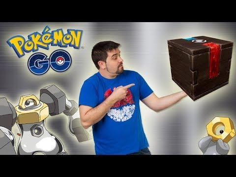 ¿CONSEGUIRÉ por fin un buen MELTAN? ABRIENDO CAJA MISTERIOSA en Pokémon GO!! [Keibron] thumbnail