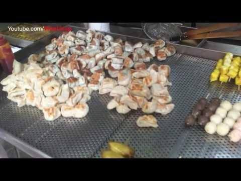 Macau Chinese Street Foods and Snacks