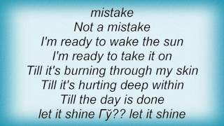 Sasha - Wake The Sun Lyrics