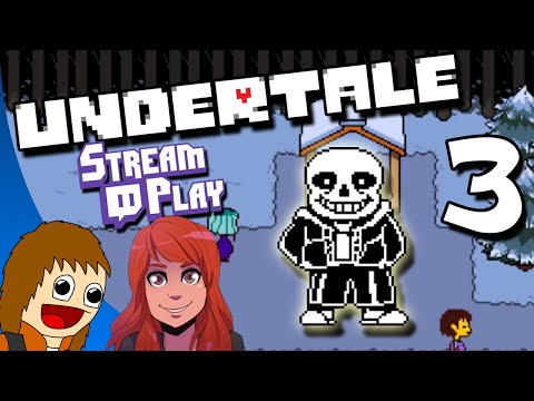 Undertale: Get With the Times New Roman - Part 3 w/ Lucahjin
